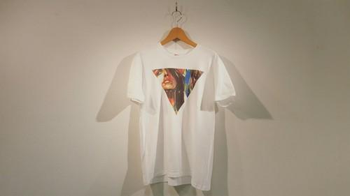 グラフィックT-shirt (white)