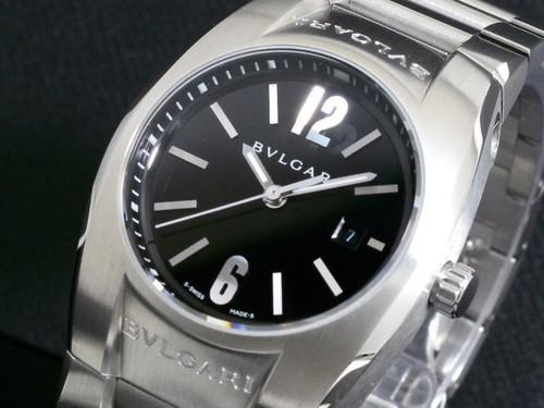 ブルガリ BVLGARI エルゴン 腕時計 EG30BSSD