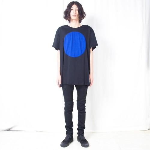 CIRCLE T / BLACK×BLUE