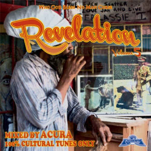 REVELATION vol.5 mixed by FUJIYAMA
