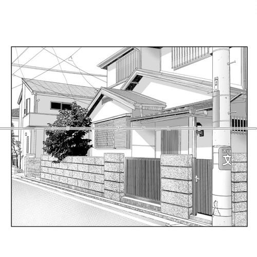 一戸建て住宅-(A)0004