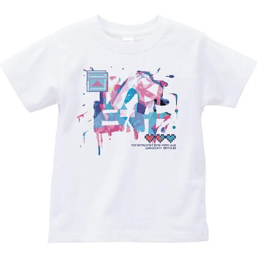 1stワンマン「WAKE UP!!」特製Tシャツ(Type-A)