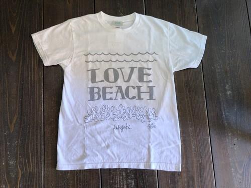 オリジナルTシャツ「LOVE BEACH」