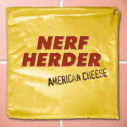 nerf herder / american cheese cd