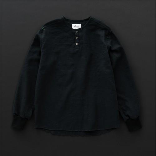 ヘンリーネック / ブラック
