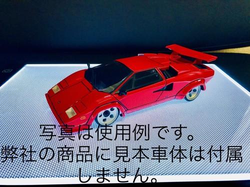 【魁オリジナル】タミヤミニ四駆&京商ミニッツ用  日本製アクリル5ミリ厚 セッティングボード