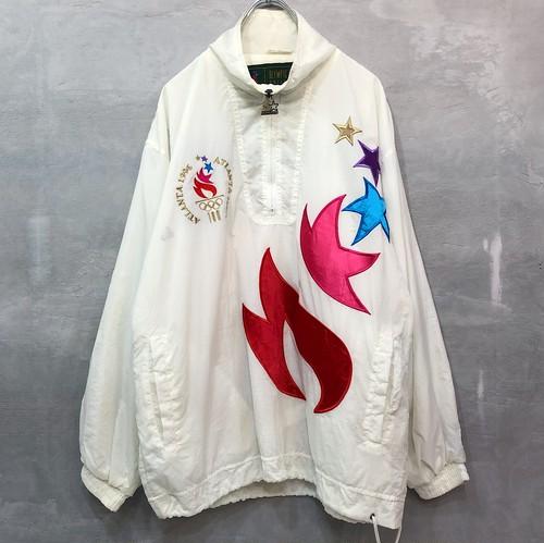 STARTER 1996 Olympic USA team  anorak jacket #786