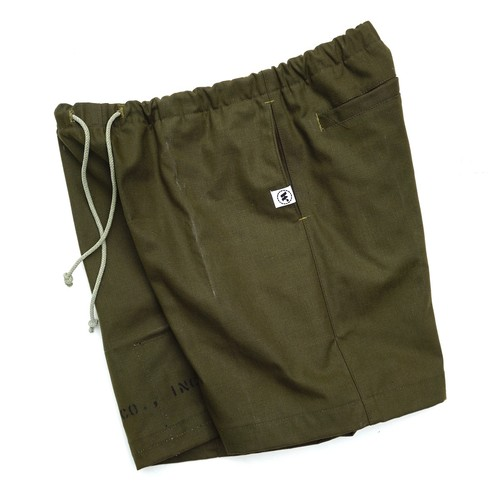"""[Magfacture] """"EASY SHORTS"""" U.S.CANVAS size:M ②"""