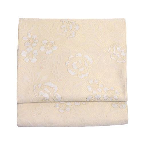 袋帯 織楽浅野 花*しらべ