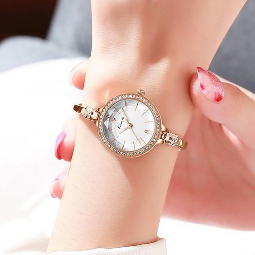 Kimio AF-6416(White) レディース腕時計
