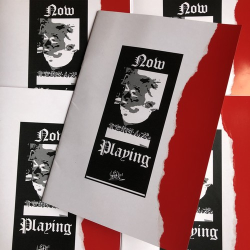 【Zine】Now Playing