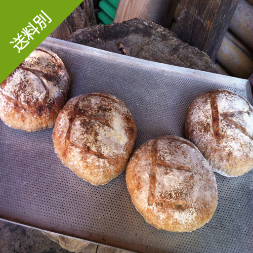 【あわせ買い対象商品】ビアモルトパン 火の谷石窯パン【天然酵母パン】送料無料商品とあわせてご注文下さい。