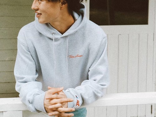 "【11/20 21:00 発売開始】""CAL "" Champion Foodie (gray)"