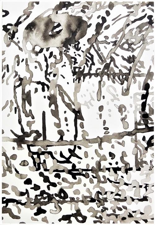 大橋麻里子 / Mariko Ohashi《drawing-23》