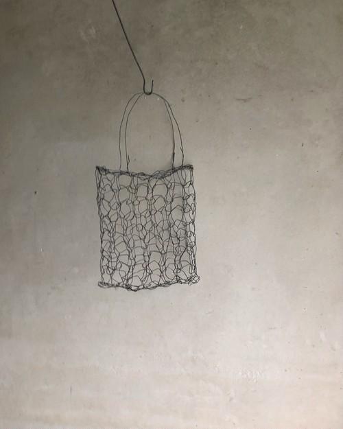 amiami 編み網カバン