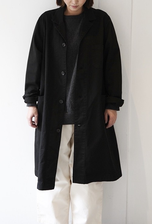 【ORDINARY FITS】DOCTOR COAT/OF-T018