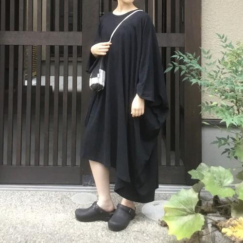 ROGGYKEI/ロギーケイ FUNI T SHIRT/フニTシャツ BLACK  #RK20S-CS04