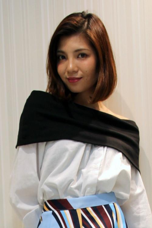 ブラックオフショルシャツ 1-140