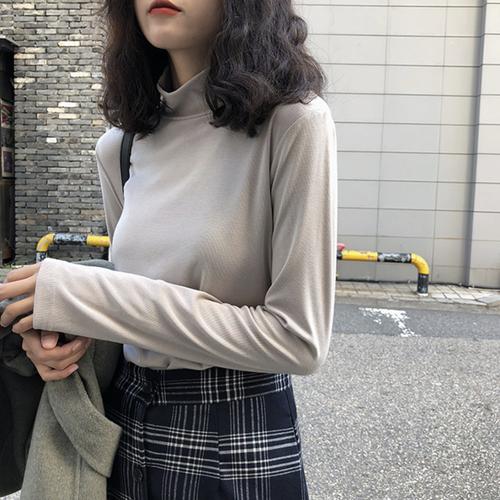 スリムボトミングシャツ 8177