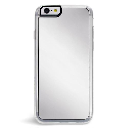 【木下優樹菜さんご使用デザインモデル】SILVER MIRROR (iPhone 6/6s)