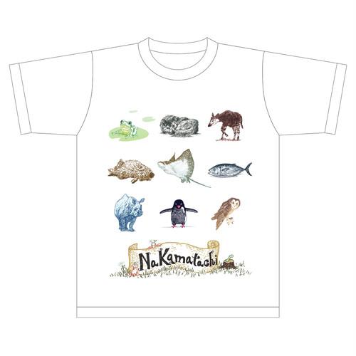 nakamatachi Tシャツ