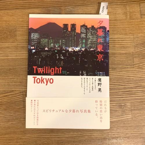 【古書】夕暮れ東京(淡交社)