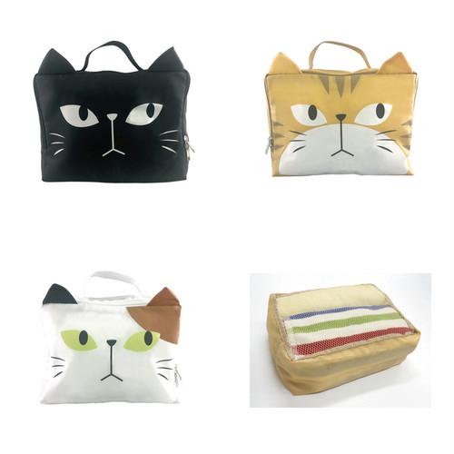 猫バッグ(収納バッグS)全3種類
