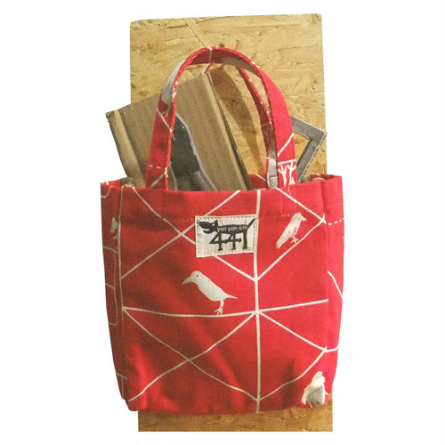 tote bag / small / scaffolding#01