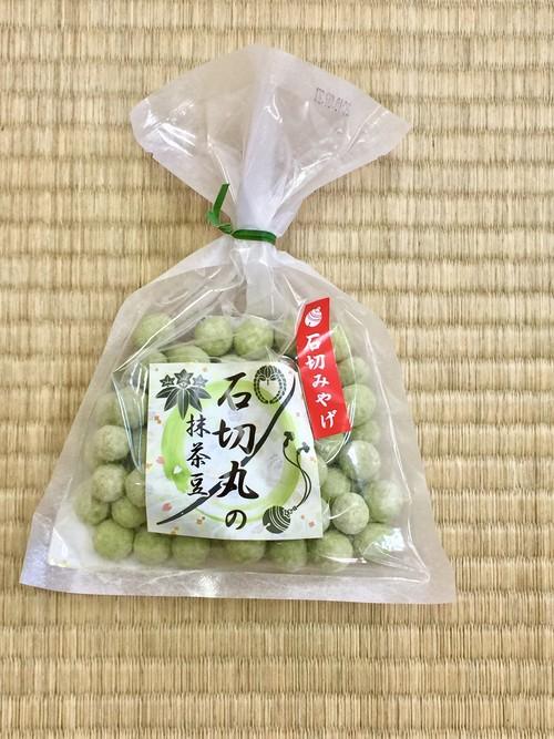 石切丸の抹茶豆