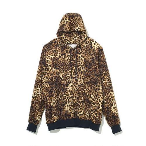 Leopard Parka <YELLOW> NAISSANCE