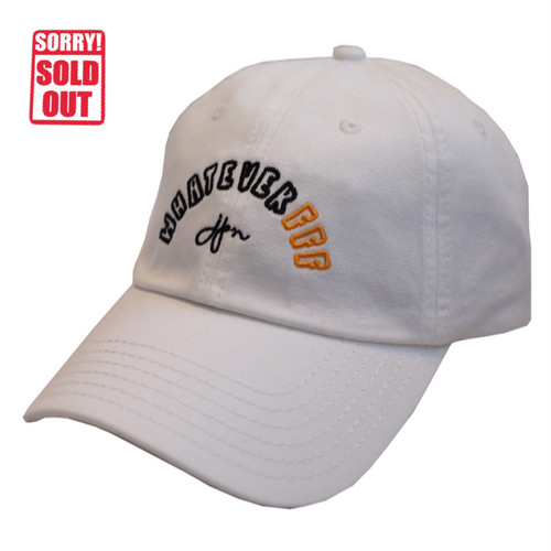 F.F.F. -whatever FFFJPN- Low Cap[WHITE/ORANGE]