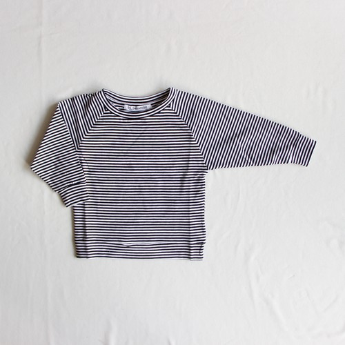 《MINGO.2019AW》Long sleeve T / stripes