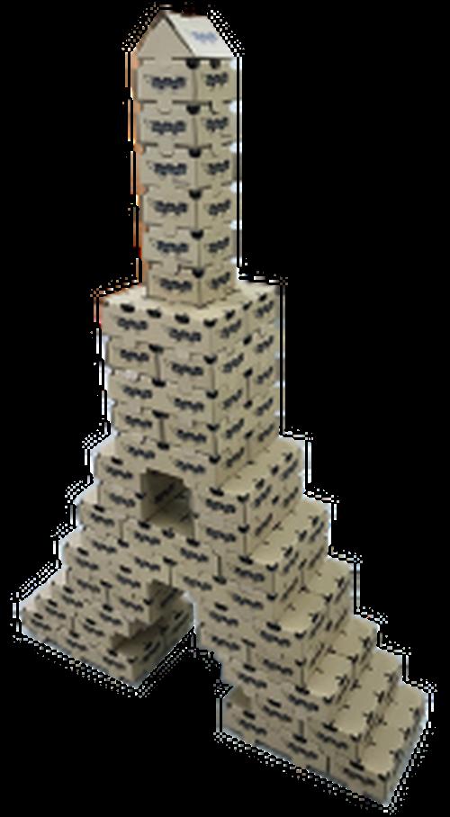 【タワー・ミディアム】66個セット
