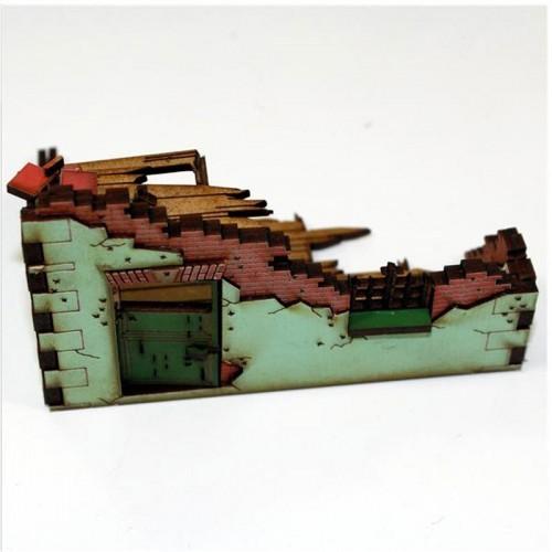 Corner Ruins Type 3 28S-WAW-112