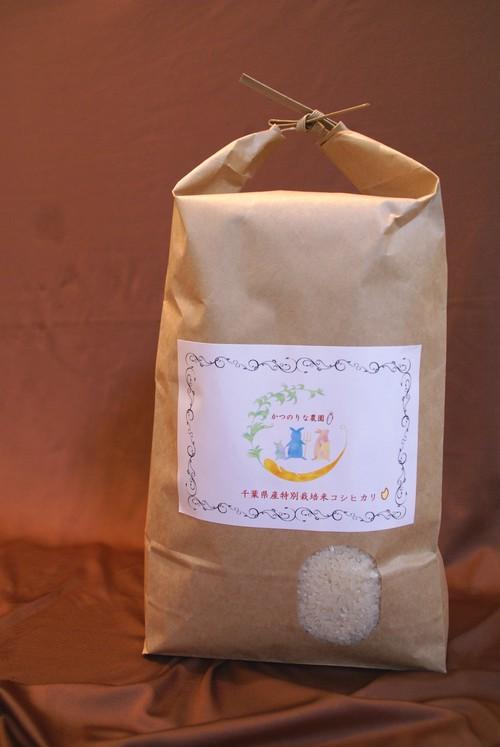 特別栽培米コシヒカリ白米3㎏