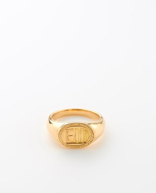 【GIGI】Zodiac signet ring