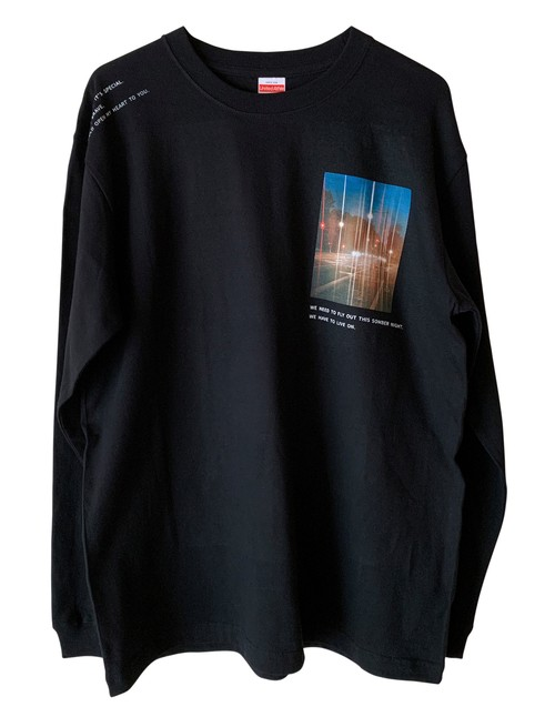 """SPECIAL"" T-Shirt - Black - Long Sleeve (B)"