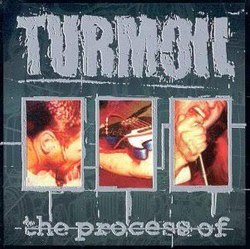 【USED】TURMOIL / The Process Of