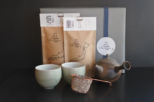 スペシャル【茶器】ギフトセット~松葉 matsuba~⑤