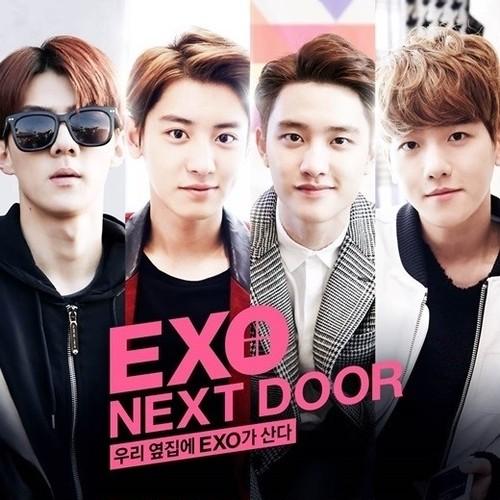韓国ドラマ【EXO NEXT DOOR】Blu-ray版 全16話