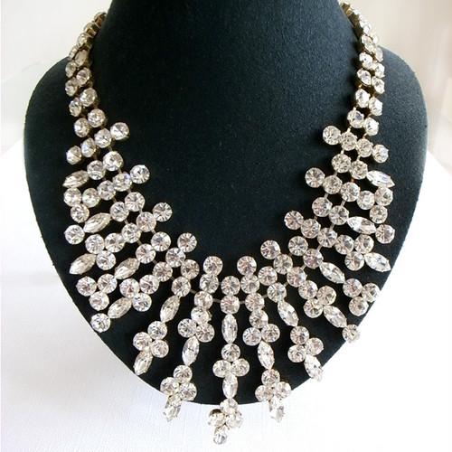 フランス製 Costume Jewelry ネックレス
