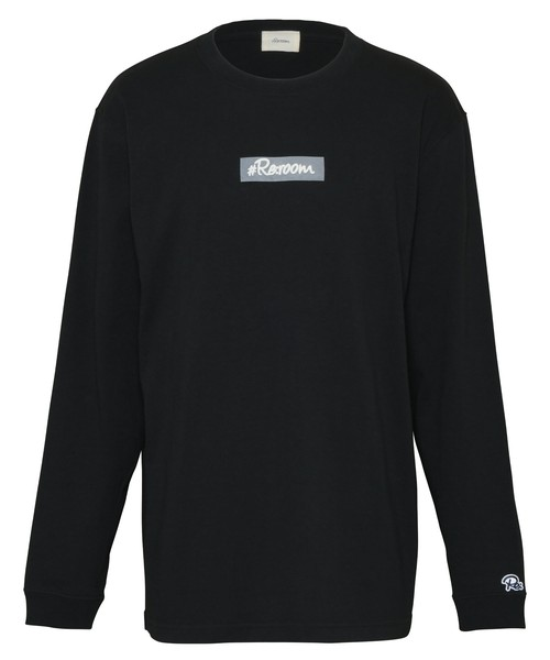 3D GLOWING  BOX LOGO LONG SLEEVE[REC447]