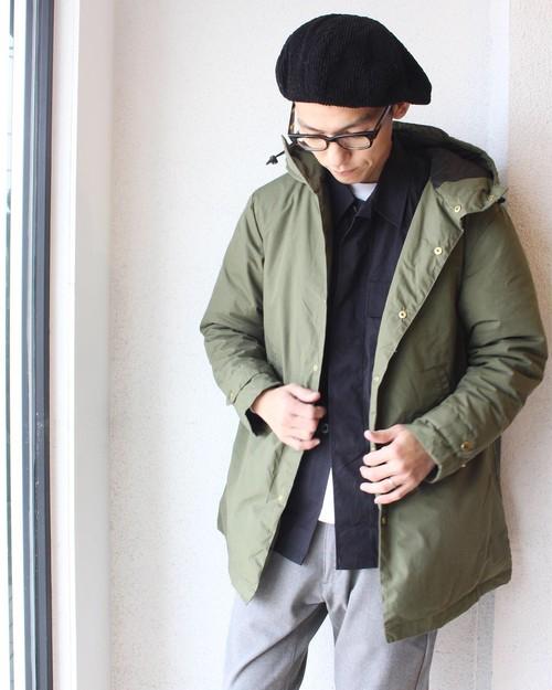 have a good day × NANGA(ハブアグッドデイ × ナンガ)/ Down Coat(ダウンコート) オリーブ