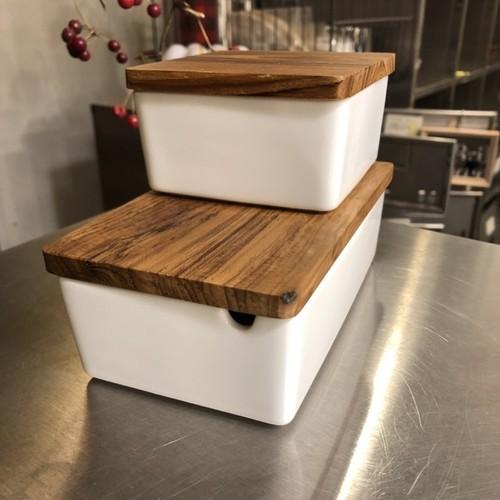木蓋のバターケース レギュラーサイズ<入荷待ち>