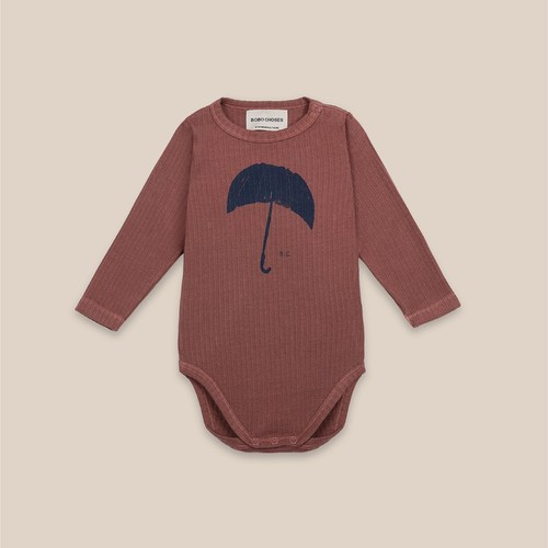 《BOBO CHOSES 2020AW》Umbrella long sleeve Body / 6-12M