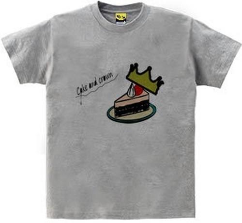 ケーキと王冠 Tee