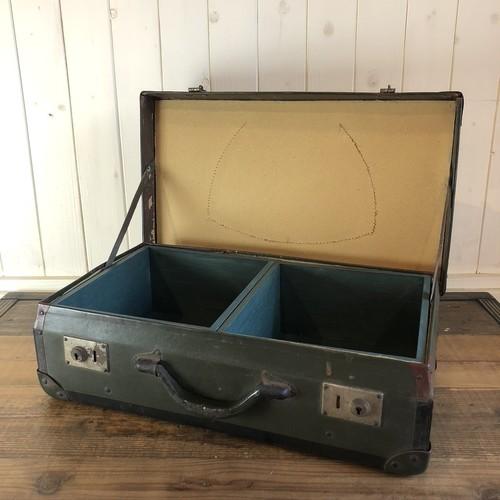 革カバン スーツケース アンティーク