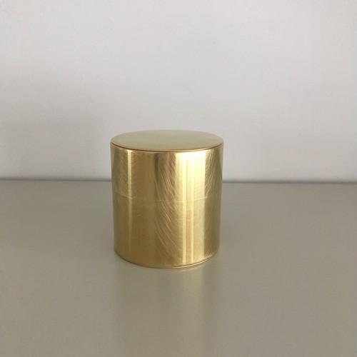 SyuRo / 丸缶[真鍮]
