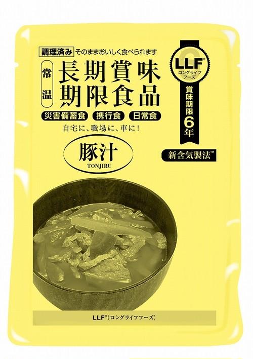長期賞味非常食単品おかず 豚汁 50個