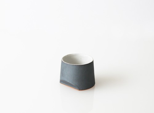 TSUKI(YUKI) カップ 45(瓦食器・ぐい呑・杯)